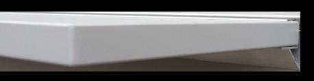 Slatpanel Floating Shelf Bracket - 100cm