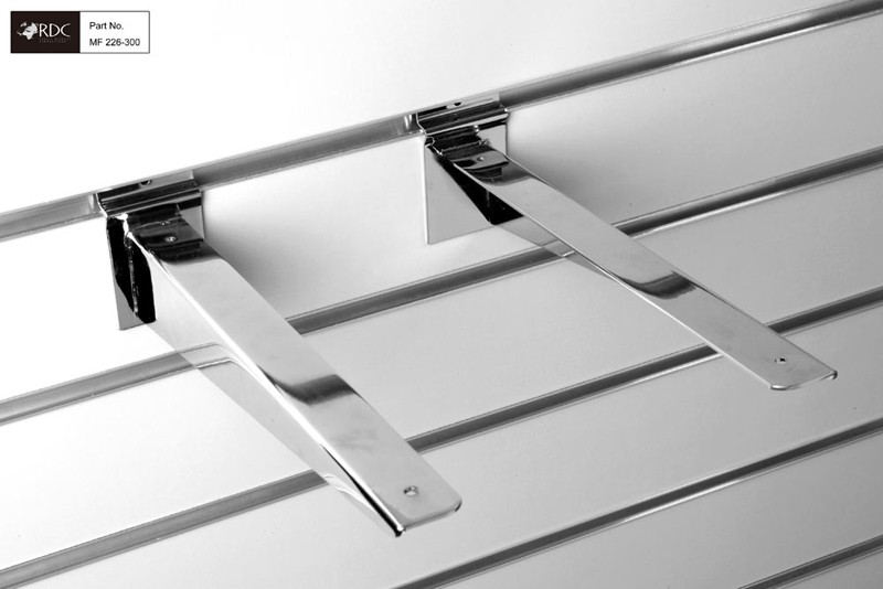 HD Shelf Bracket 300mm (Pair)