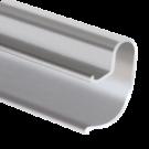 Aluminium Insert 2.4m - 'Easy Fit' Profile - Mill Finish