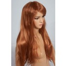 Female Wig - Long Auburn Straight