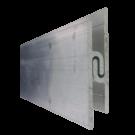 1.0m Aluminium Split Batten