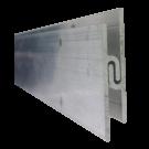 1.2m Aluminium Split Batten
